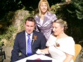 marriage celebrant Berowra Waters Inn