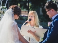 wedding at Royal Botanic gardens, Sydney Marriage Celebrant