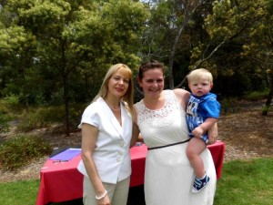 Naming Ceremonies Celebrant Mount Annan