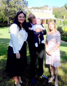 Naming Ceremonies Celebrant Vaucluse House