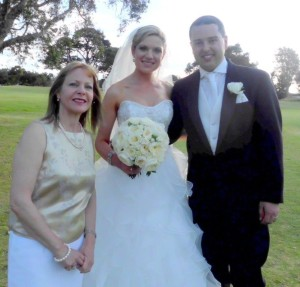 Wedding Celebrant Bonnie Doon Golf Club