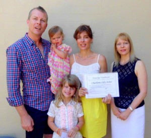 Naming Ceremony Celebrant Bondi